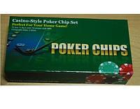Набор фишек для покера — 72 шт. (Poker Chips — 72 pcs. )