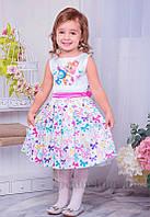 Нарядное платье для девочки Фиксики Zironka 195-2 98