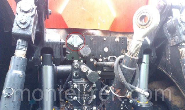 Идентификация прицепного оборудования