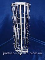 Стойка вертушка под печатную продукцию