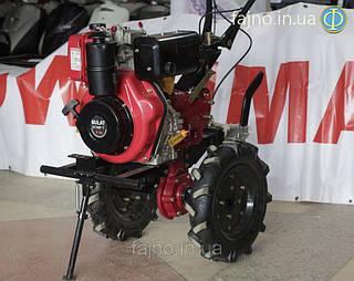 Дизельный мотоблок Bulat BT1100BE (9л.с., ел. стартер)