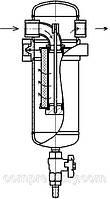 Фильтры-влагомаслоотделители для очистки сжатого воздуха КФСВ-2,3