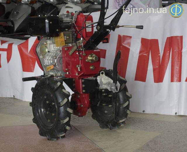 Дизельный мотоблок Булат 1100В фото 4