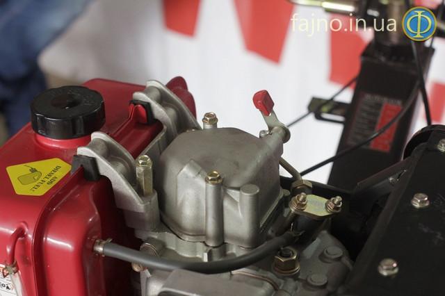 Дизельный мотоблок Булат 1100В фото 3