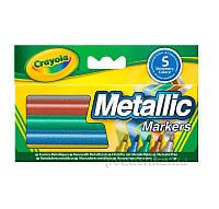Фломастеры металлик Crayola 58-5054