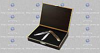 Складной нож подарочный (эксклюзив) 7019 box рог буйвола (складной) MHR /06-6