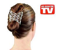 EZ COMBS чудо-заколка Magic Hair Set. Изи Коум – легкие и удобные гребешки для волос - 1 шт. в наборе