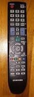 Пульт Samsung AA59-00483A 3D [PDP TV]