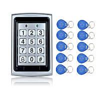 Панель контроля доступа  RFID 7612, фото 1
