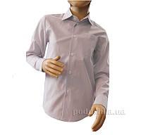 Рубашка классическая Промiнь ВД-0939 фиолетовая 128