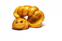 Хендгам Золотой 50г, ощутите блеск благородного металла в своих руках! Жвачка для рук с ванильным запахом
