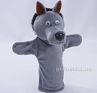 Игрушка детская Рукавичка Волк Копица 00600