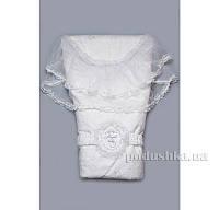 Конверт для новорожденного на выписку Конверт для новорожденного на выписку Angel baby Модный карапуз 03-00443 Белый