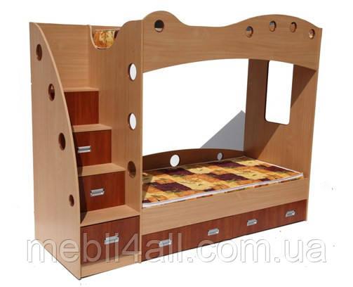 Двухэтажные кровати  Каспер-3