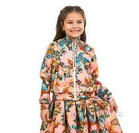 Кофта Совы Kids Couture 17-230 персиковая 110