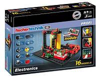 fischertechnik  Изучаем электронику (FT-524326)
