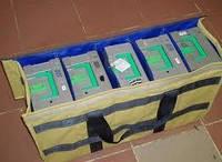 Баул инкассаторский 650х450х350 мм (на 5 кассет)