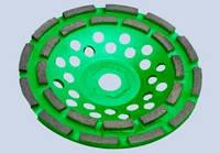 Двухрядный диск, зеленый (Ø 180мм)