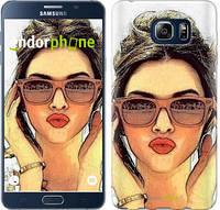 "Чехол на Samsung Galaxy Note 5 N920C Девушка_арт ""3005u-127"""