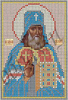 Схема для вышивки бисером Св.Николай Архиепископ Мир Ликийских КМИ 5014