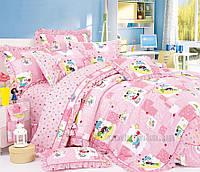 Постельное белье в детскую кроватку Love you CR-17008 Детский комплект