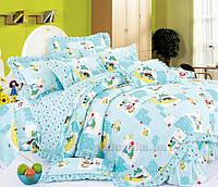 Постельное белье в детскую кроватку Love you CR-17009 Детский комплект
