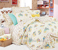 Постельное белье в детскую кроватку Love you CR-17010 Детский комплект