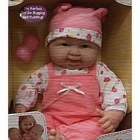 Кукла пупс You & Me Lots to Cuddle Baby Doll (Реалистичный мягкий пупс,51 см)
