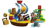 """Lego Duplo 10514 """"Пиратский корабль Джека"""" детский конструктор"""