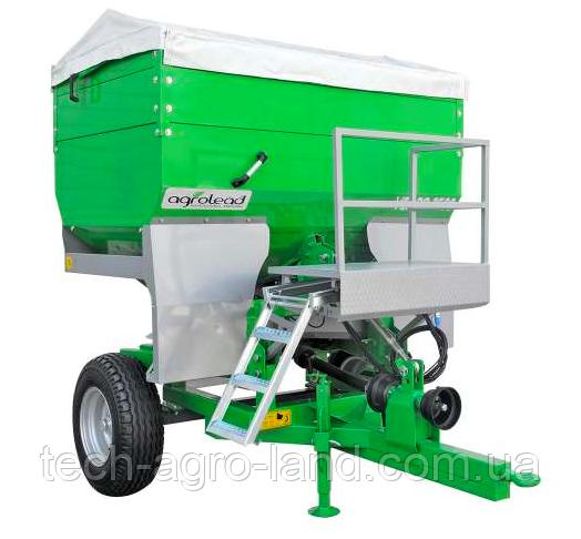 Разбрасыватель удобрений прицепной Agrolead 2500кг