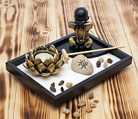 Сад камней дзен #8