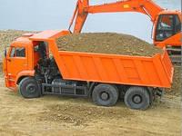 Доставка песка, доставка щебня, доставка асфальтобетона | Днепропетровск