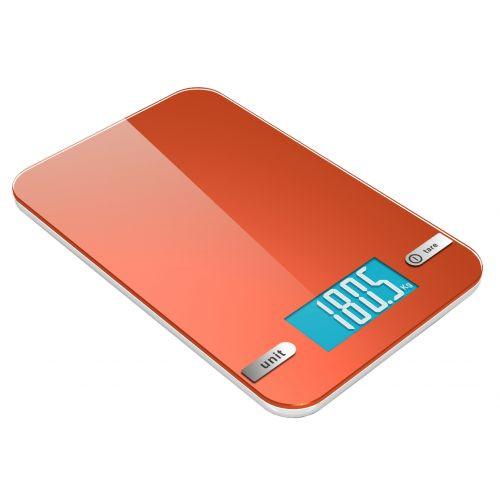 Ваги кухонні електронні Camry CR 3151 Orange