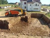 Земляные работы, разработка котлованов, водоемов | Днепропетровск