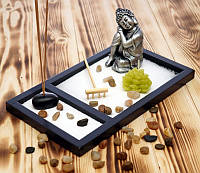 Сад камней дзен #15