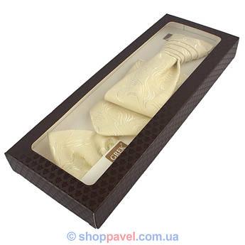 Набор галстук + платок Grek 0155