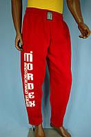Штаны спортивные MORDEX Красные размер XL с надписью