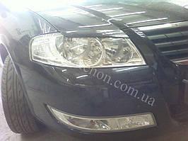 Установка биксеноновы линз G5 с глазами с покраской накладок на Nissan Almera 2