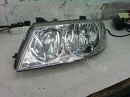 Установка биксеноновы линз G5 с глазами с покраской накладок на Nissan Almera 3