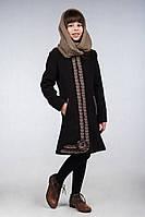 Пальто демисезонное для девочки, размеры 32, 34, 36. (арт.К-92)