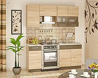 """Кухня """"Грета 2,0 м"""" от """"Мебель Сервис"""""""