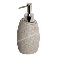 Дозатор для жидкого мыла Trento Sea Stone