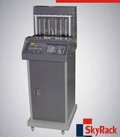 Установка для тестирования и ультразвуковой чистки форсунок SR 5066 + комплект переходников без снятия
