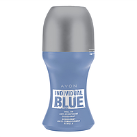 Дезодорант-антиперспирант с шариковым апликатором Individual Blue для мужчин, 50 мл