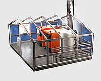 Модуль Отопления БТС от 75 кВт до 480 кВт.