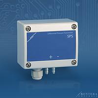 Датчик давления SPS-G-2K0-ST Sentera, диапазон измерения 0…2000Па, Modbus RTU
