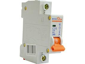 Автоматический выключатель Еcohome 25А 1Р (04-01-15)