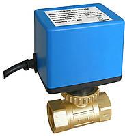 Зональные клапаны с электроприводом, без возвратной пружины  ZV 2-25-13-24