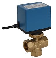 Зональные клапаны с электроприводом, без возвратной пружины  ZV 3-15-5-24