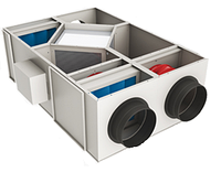 ПВ Установка потолочного типа с рекуперацией тепла (Алюминиевый рекуператор) Eneko  EVHR 3010